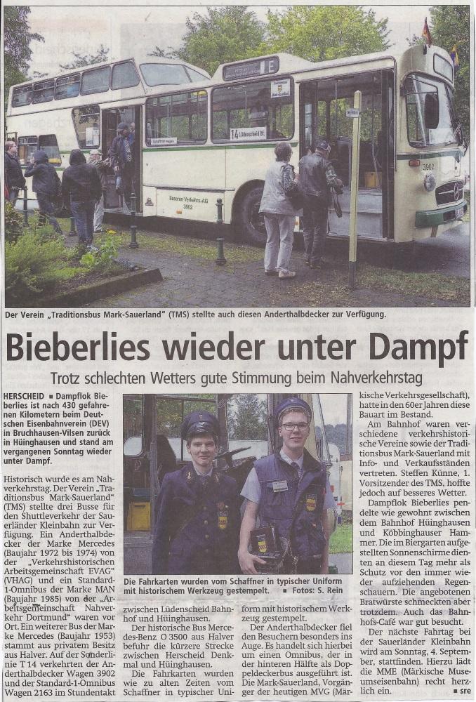 Lüdenscheider Nachrichten vom 24.08.2016