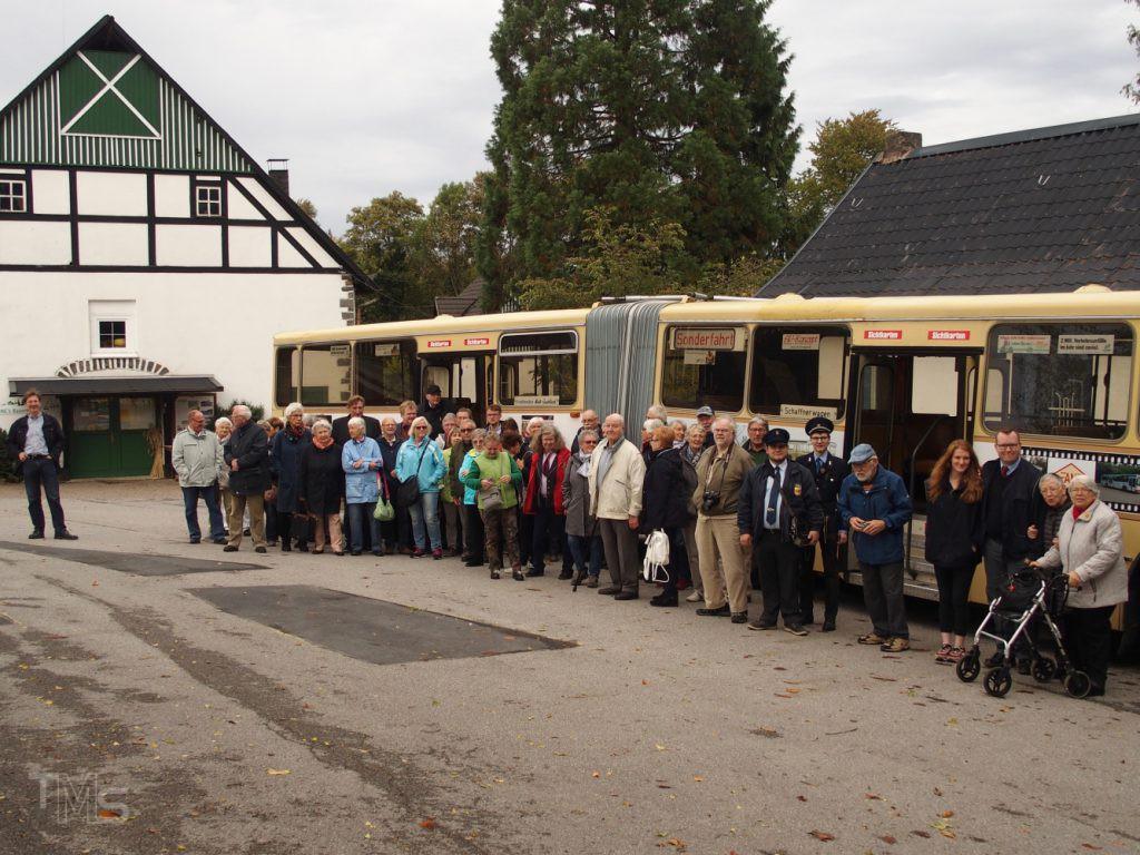 Sonderfahrt zum Aktionstag auf Gut Rödinghausen